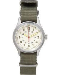 Timex - Timex Vintage Army Steel Watch - Lyst