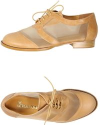 About Arianne Lace-Up Shoes - Lyst
