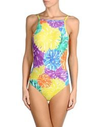 House of Holland - Swimsuit - Lyst