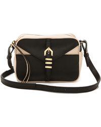 Linea Pelle - Hayden Cross Body Bag - Lyst