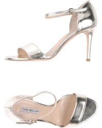 The Seller Highheeled Sandals - Lyst