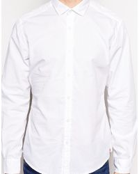 Esprit Shirt With Long Sleeve - Lyst