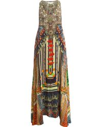 Camilla Racer Back Dress multicolor - Lyst