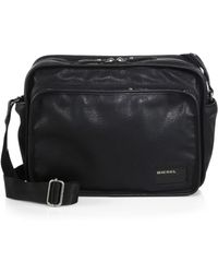 Diesel City To The Core Messenger Bag - Lyst