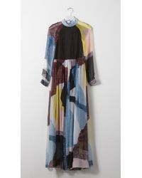 Rachel Comey New Mirmar Dress multicolor - Lyst