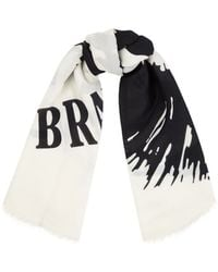 Diesel Only The Brave Scarf - Lyst