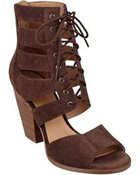 Nine West Brown Highland - Lyst