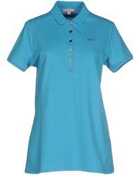 Burberry Brit | Polo Shirt | Lyst