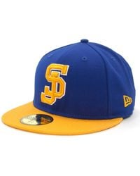 New Era San Jose State Spartans 2 Tone 59Fifty Cap - Lyst