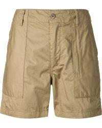 Engineered Garments - Safari Shorts - Lyst