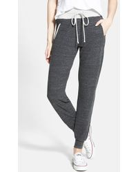 Feel The Piece 'Mindy' French Terry Jogger Pants - Lyst