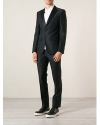 Givenchy Black Formal Suit - Lyst
