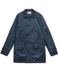 YMC   Navy Ma1 Coat   Lyst