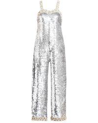 Ashish - Jewelled Sequinned Jumpsuit - Lyst