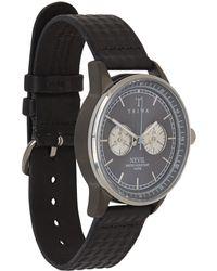 Triwa - Black Ash Nevil Chronograph Watch - Lyst