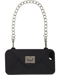 BCBGMAXAZRIA - Iphone 5 Turn-lock Handbag Case - Lyst