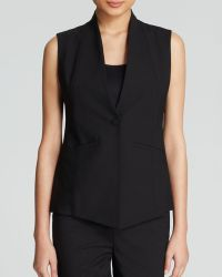 Eileen Fisher - Fitted Vest - The Fisher Project - Lyst