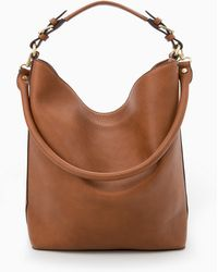 Mango Hobo Bag - Lyst