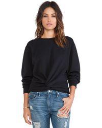Cheap Monday Knot Sweater - Lyst