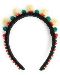 Masterpeace - Lucky Cat Embellished Headband - Lyst