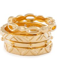 Trina Turk - 5 Ring Stackable Set - Lyst