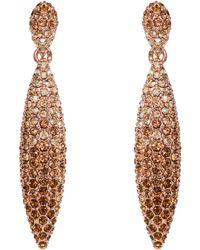 Caroline Creba - Gradient Crystal Earrings - Lyst