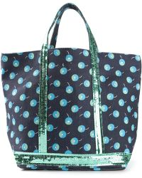 Vanessa Bruno Printed Shopper - Lyst