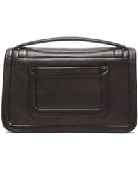 Pierre Hardy Alpha Leather Clutch - Lyst