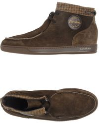 Gold Brothers - High-top Trainers - Lyst