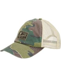 Polo Ralph Lauren Camo Trucker Hat - Lyst