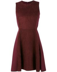 Giambattista Valli Flared Dress - Lyst