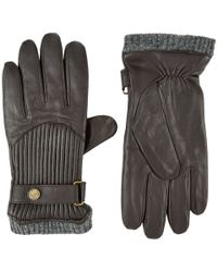Polo Ralph Lauren - Wool Lined Leather Gloves - Lyst