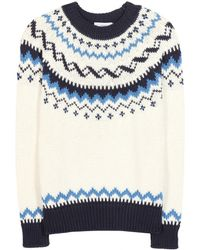 Closed Knitted Sweater - Lyst