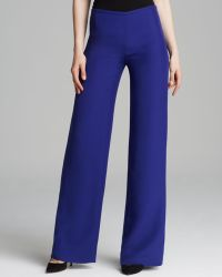 Armani Trousers - Wide Leg - Lyst