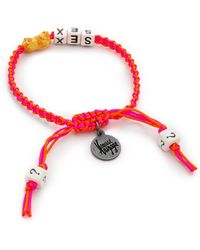 Venessa Arizaga - Sex Kitten Bracelet Ruby Multi - Lyst