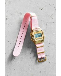 Rich Gone Broke | Pink Nato Digital Watch | Lyst