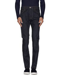 Vivienne Westwood Anglomania | Denim Trousers | Lyst