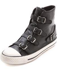 Ash Virgin High Top Sneakers White - Lyst