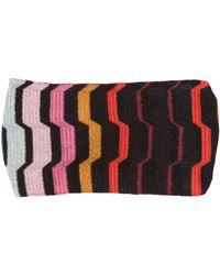 Missoni Lurex Wide Elastic Hairband - Lyst