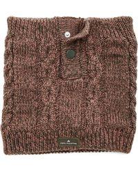 Adidas By Stella McCartney | Wintersport Ski Neck Warmer - Base Brown/shell Beige | Lyst