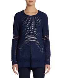 BCBGMAXAZRIA Jaycee Sweater - Lyst