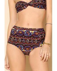 Urban Outfitters - Uo Elephant Bird Bikini Bottom - Lyst