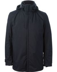 Herno Reversible Padded Jacket - Lyst