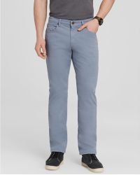 PAIGE - Normandie Straight Fit Jeans In Amalfi Blue - Lyst