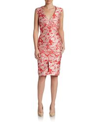 Stella McCartney Daisy Jacquard Dress - Lyst