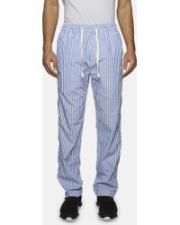 Roundel London - Striped Easy Pant - Lyst