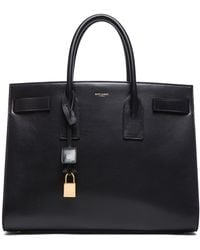 Saint Laurent Large Sac De Jour Carryall Bag - Lyst