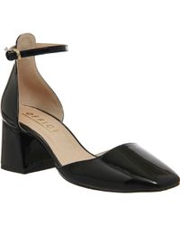 Office | Quazer Two Part Block Heels | Lyst