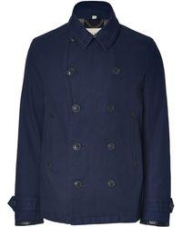 Burberry Brit Cotton Silkman Jacket - Lyst