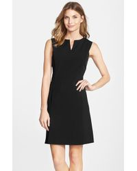 Marc New York By Andrew Marc A-Line Dress - Lyst